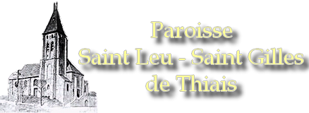 Paroisse Saint Leu Saint Gilles de Thiais